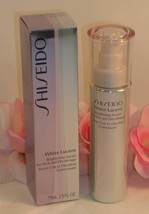 New Shiseido White Lucent Brightening Serum Neck & Decollatage 2.5 fl oz... - $39.99