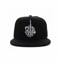 Death's Salute Snapback Cap - $24.99
