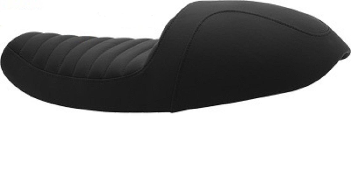 Burly Brand Cafe Solo Tail Section / Full Cover Seat for 1986-2003 Sportster