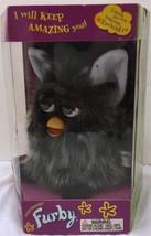 NIB Tiger Electronics 1999 Electronic Gray Furby Model 70-800 Never Opened - $608.84