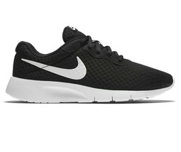 Nike Tanjun (GS) Black White Grade School Youth Running Shoes 818381 011 - $44.95