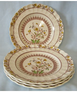 Spode Buttercup Salad Plate set of 4 - $40.48