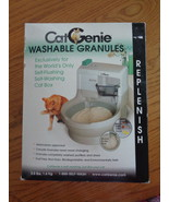 CatGenie Washable Granules for Self Washing Litter Box Litter Cat Toilet... - $33.99