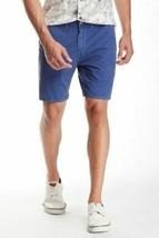 29 Men's Big Star MFG 1974 Shorts Straight Leg Cotton Twill Short Dusk Blue NEW