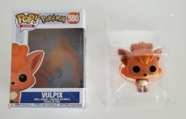 Vulpix Pokemon Funko Pop #580 Vinyl Figure Box Damage - $9.99
