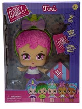 Boxy Girls Toy Babies Tini Girl Doll & 2 Boxes with Baby Surprises Unico... - $24.99
