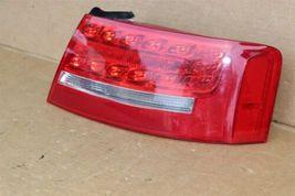 08-12 Audi A5 LED Tail Light Lamp Outer Passenger Right RH image 3