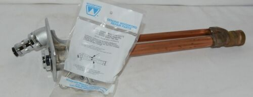 Woodford Freezeless Backflow Preventer Wall Hydrant Chrome 67P-12