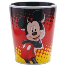 Walt Disney Classic Mickey Mouse Figure Dots 8 ounce Ceramic Tumbler, NE... - $13.54