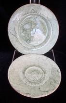 Royal Albert Gossamer Green Bone China Saucer & Bread and Butter Side Pl... - $14.50