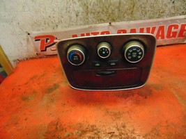 08 06 07 Hyundai Sonata heater temperature climate control switch unit &... - $24.74
