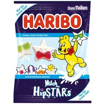 HARIBO Hipsters gummy bears 175g -FREE US SHIPPING - $7.71