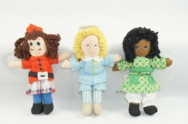 1974 Uncle Clem, Henny & Beloved Belindy from Raggedy Ann and Andy Hallmark  - $28.54