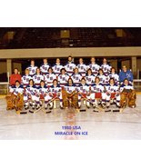 1980 USA 8X10 TEAM PHOTO MIRACLE ON ICE HOCKEY OLYMPIC GOLD MEDAL US PIC... - $3.95