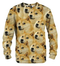 Doge Printed Sweatshirt | Unisex | XS-2XL | Mr.Gugu & Miss Go