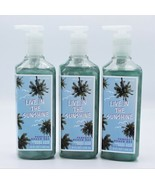 3 Bath & Body Works Perfect Beach Day Live in the Sunshine Creamy Luxe H... - $20.89
