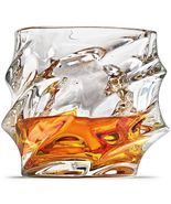 Crystal Whiskey Rocks Glasses , Old Fashioned Tumbler 11 OZ  - £20.05 GBP - £76.40 GBP