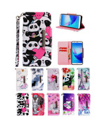 for Huawei Y9 Y7 2018 Y5 Prime Magnetic Wallet Case PU Leather Stand Fli... - $7.99