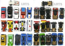 16 Pc Ideal Majorette Tcr Ho Slot Car Collection Lot 75 Very Nice Grouping Value - $395.99
