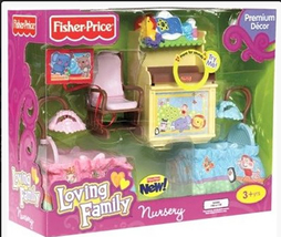 Fisher Price Premium Nursery Room - $99.99