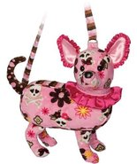 "Furry Couture JJ Chihuahua Purse 11"" - $29.50"