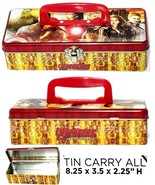 Marvel Avengers Age of Ultron Tin Carry All (8.25 x 3.5 x 2.25 inches) - $14.84