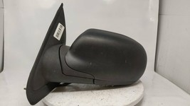 2004 Envoy Gmc Driver Left Side View Power Door Mirror Black 21515 - $35.25