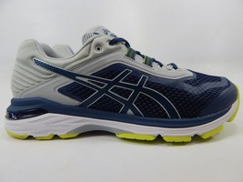 Asics GT 2000 v 6 Size US 10.5 M (D) EU 44.5 Men's Running Shoes Gray Blue T805N