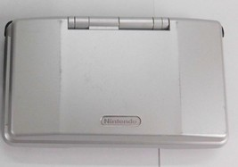 Nintendo DS Platinum Handheld System NTR-001 (AS-IS, PARTS) - $12.37