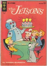 The Jetsons TV Show Comic Book #8 Gold Key 1964 FINE- NEW UNREAD - $24.10