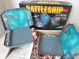 Vtg Milton Bradley Hasbro 4730 Battleship Combat Game 1998 See Pic For Pcs Inc - $4.90