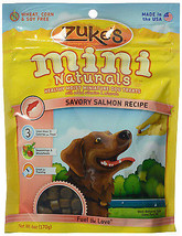 Dog Treats, Mini, Salmon, 6-oz. - $16.82