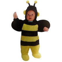 """Infant Halloween Costume - """"Bumble Bee"""" - 6-12 Months - $24.00"""