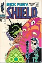 Nick Fury, Agent of S.H.I.E.L.D. Comic Book #5 Marvel Comics 1968 FINE+ - $38.61