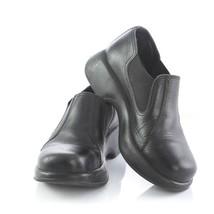 Dansko Black Leather Clogs Slip On Shoes Professional Nursing Womens 36 US 5.5 6 - $39.43