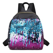 Mini Women Backpack School Bags Teenage Girls Faux Backpacks Female Trav... - ₹1,070.28 INR