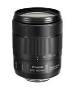 CANON EF-S 18-135mm F3.5-5.6 IS USM Black (NANO) (Color Box) - $408.16