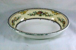 "Minton 1969 Stanwood  #B1112 Oval Vegetable Bowl 9 3/4"" - $11.08"