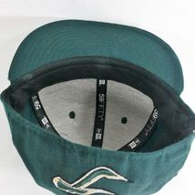 Humboldt State Lumberjacks HSU Fitted Cap Hat New Era 6 5/8 Jacks Wool 5950 image 9