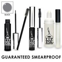 LIP INK  Smearproof Miracle Brow® Tint Kit - Black - $55.94