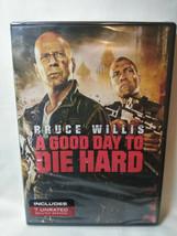 A Good Day to Die Hard (DVD, 2013) New Sealed, Bruce Willis, Jai Courtney - $2.97