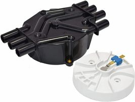 96-02 Chevy Vortec 305 350 454 Distributor Tune Up Kit, & 8.0mm Spark Plug Kit image 3