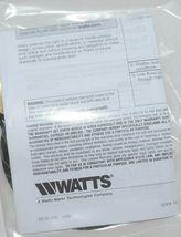 Watts Total Valve Rubber Parts Repair Kit 0887185 RK 009 RT image 4