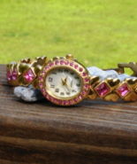 Pink and Gold Ladies Watch - $545.00