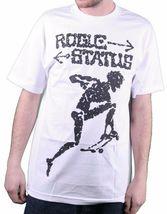 DTA Rogue Status Black or White Future Primative Skateboarding T-Shirt NWT image 4