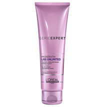 L'Oreal Professionnel Serie Expert Liss Unlimited Thermo Blowdry Cream 5 fl oz  - $22.64