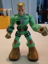 G.I. JOE ACTION FIGURE Troopers Conrad Duke Hauser (11 Inch) Hasbro - $8.31