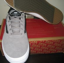 Walker Suede Grey Skate Mens 13 Shoes Medium Size Canvas Kyle NWT Vans Pro xEYgw