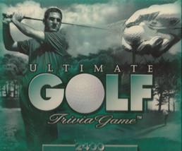 Ultimate Golf Trivia Game (NIB) - $14.95