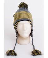Under Armour Collegiate Notre Dame Knit Earflap Tassel Beanie Men's One ... - $29.69
